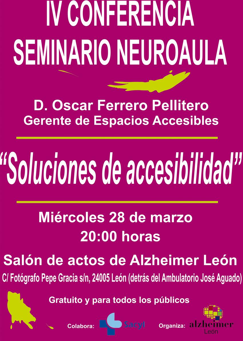 IV Conferencia Neuroaula