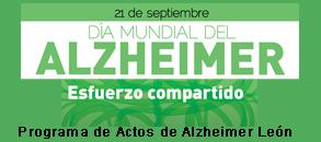 Programa de Actos Día Mundial de Alzheimer