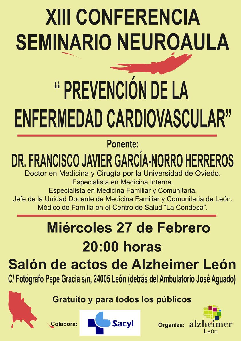 XIII Conferencia Neuroaula