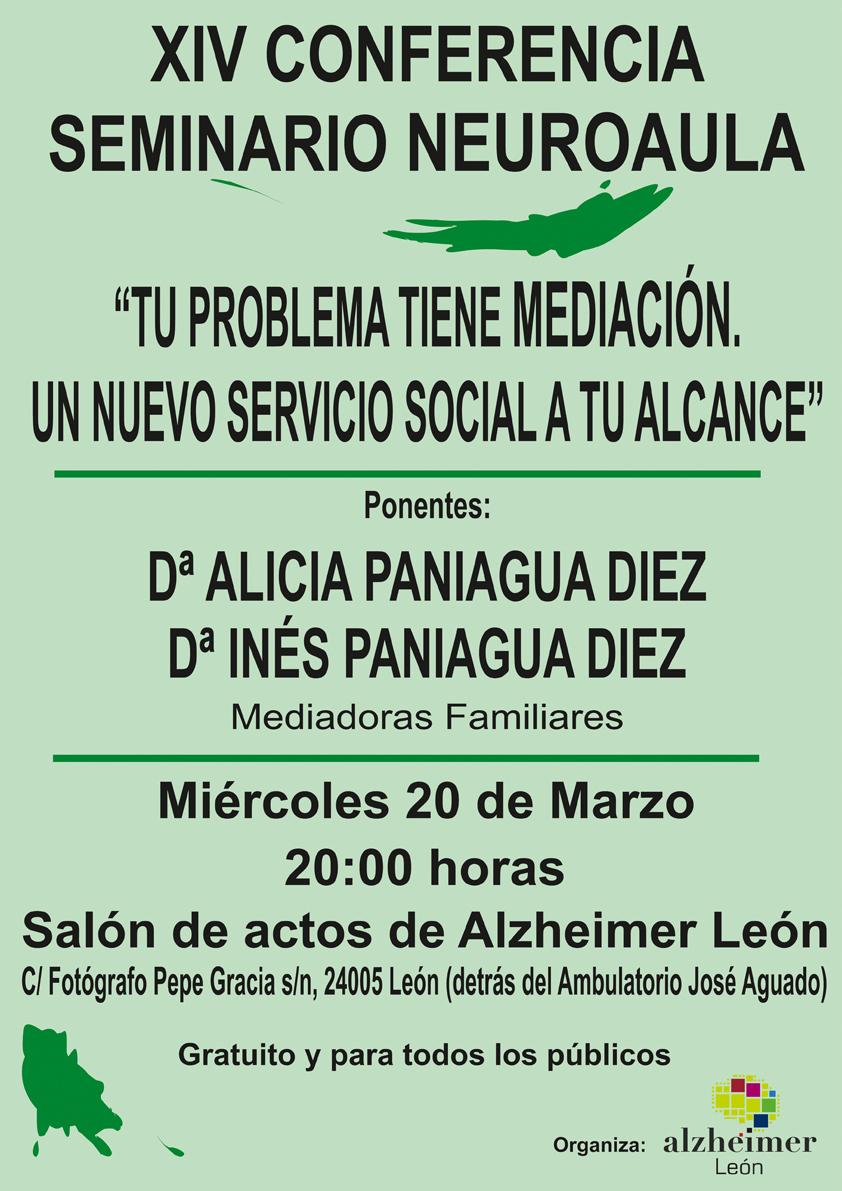 XIV Conferencia Neuroaula