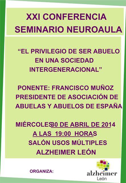 XXI Conferencia Neuroaula