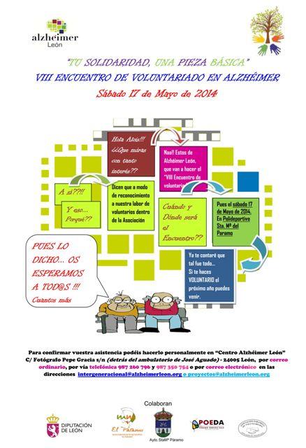 VIII Encuentro Provincial de Voluntariado en Alzheimer