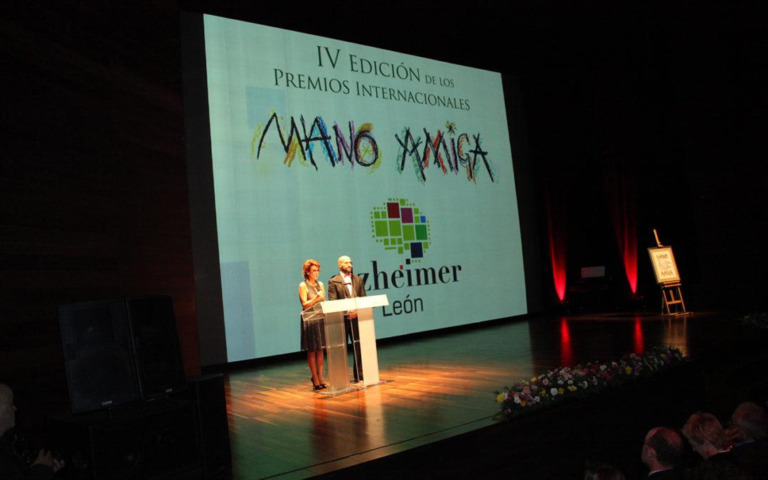 IV Gala Premios Mano Amiga