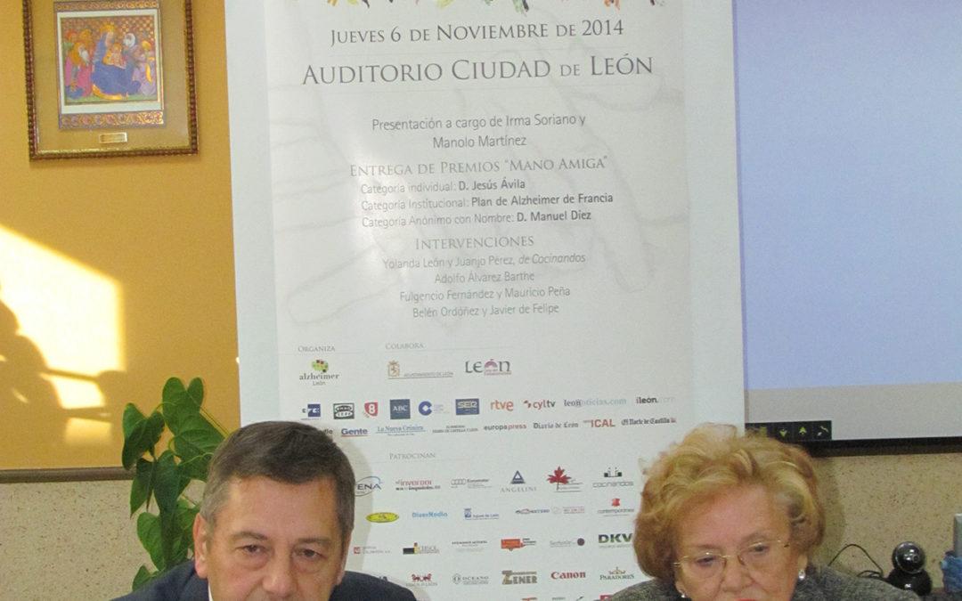 Presentación Oficial IV Gala Premios Mano Amiga