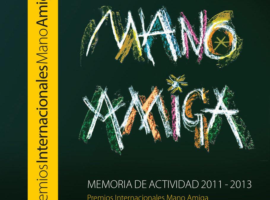 Memoria Premios Internacionales Mano Amiga