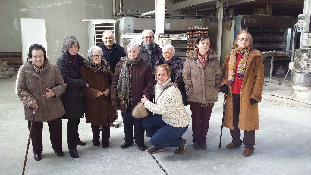 Los secretos del pan… una apetecible visita en Santa María