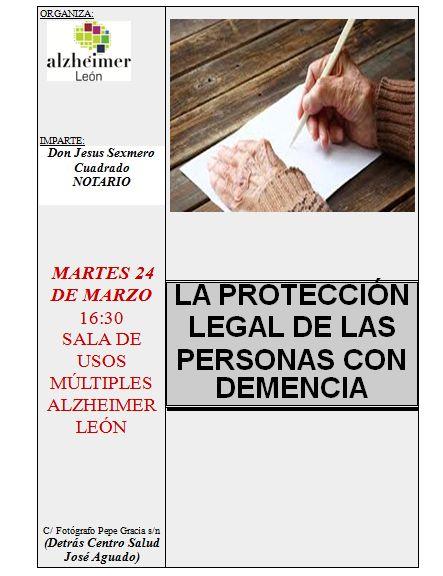 Un notario nos explica la protección legal que tiene un enfermo de Alzheimer