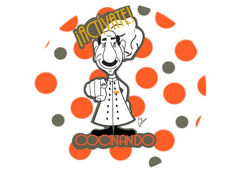 ¡Empieza nuestro Actívate Cocinando!