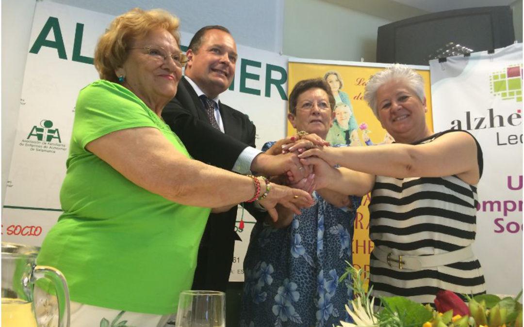 León, Salamanca y Córdoba impulsan el programa 'Puentes de apoyo'