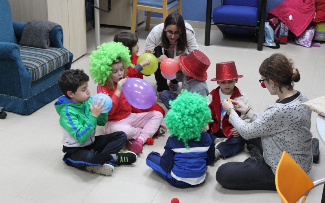 Niños con autismo en Alzheimer León. Una sorprendente terapia…