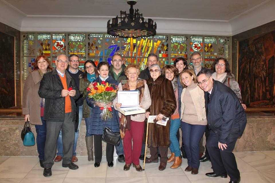El Ayuntamiento concede al centro el Premio Labor Voluntaria 2015