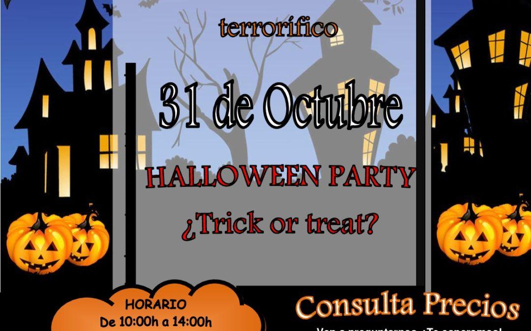 ¡Una fiesta de Halloween terrorífica para tus peques!