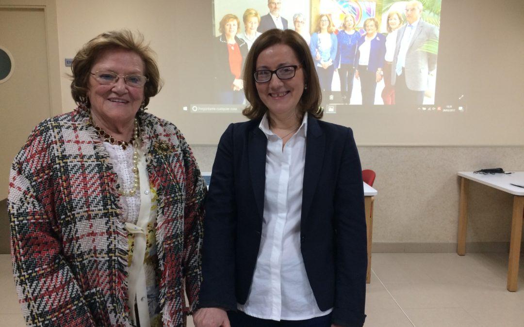 Renovación en la Junta Directiva de Alzheimer León