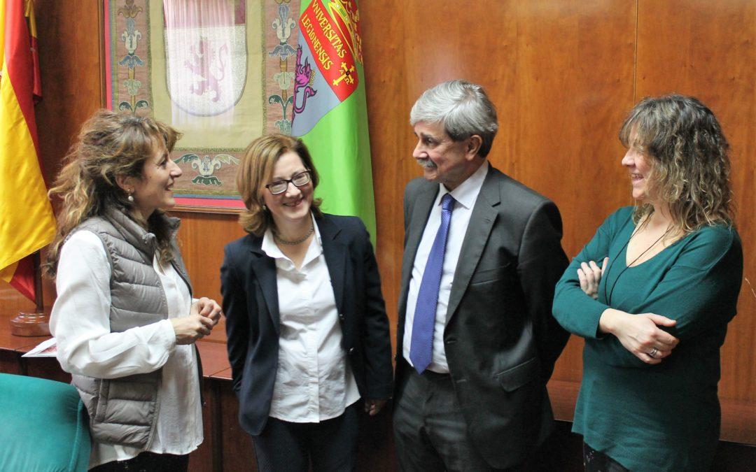 La Universidad de León aumenta su cooperación en la lucha contra el Alzheimer y otras demencias