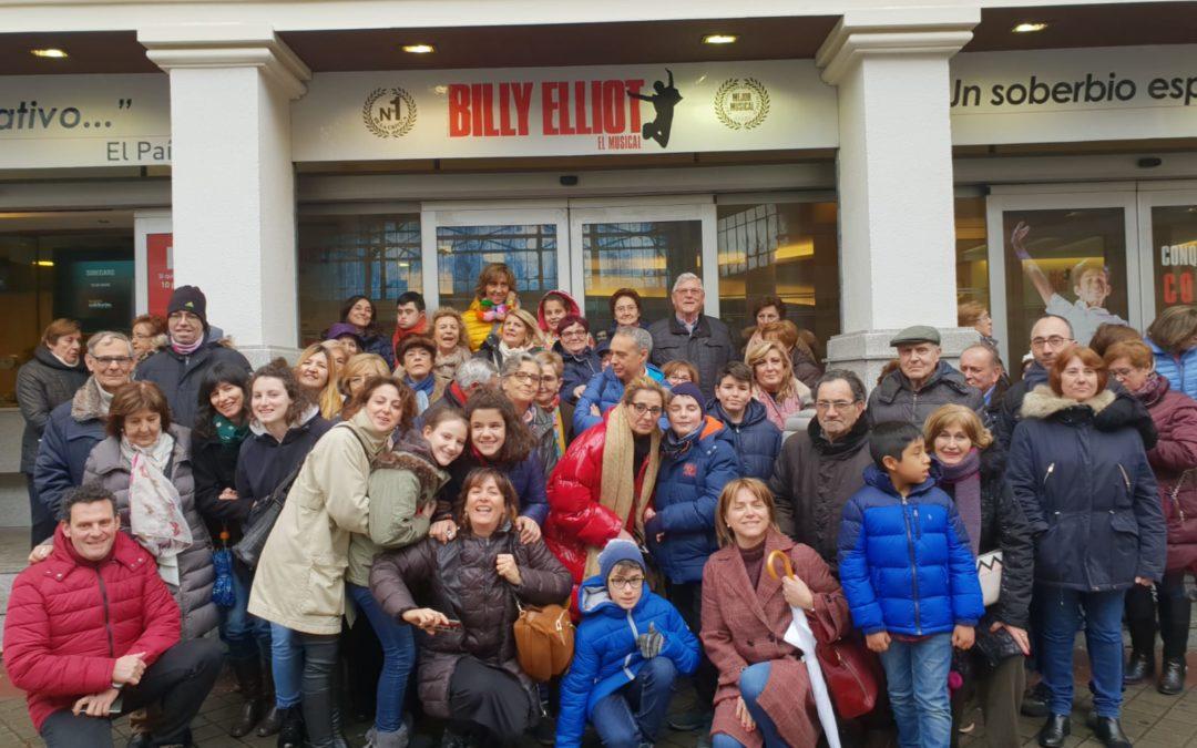 Maravilloso Billy Elliot: un viaje a Madrid que mereció la pena