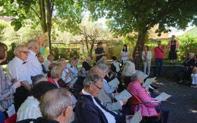 La Unidad de Memoria cierra la temporada con la Fiesta de la Primavera