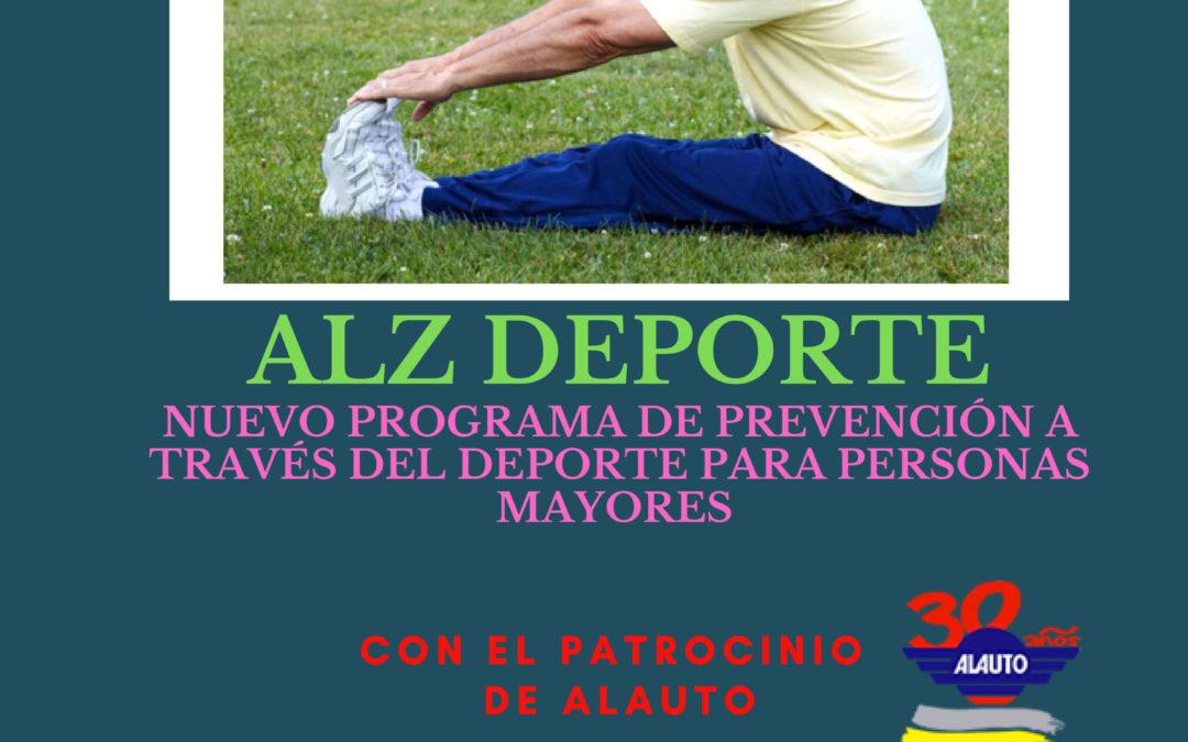 Alzheimer León y Activos y Felices pone en marcha el programa ALZ DEPORTE